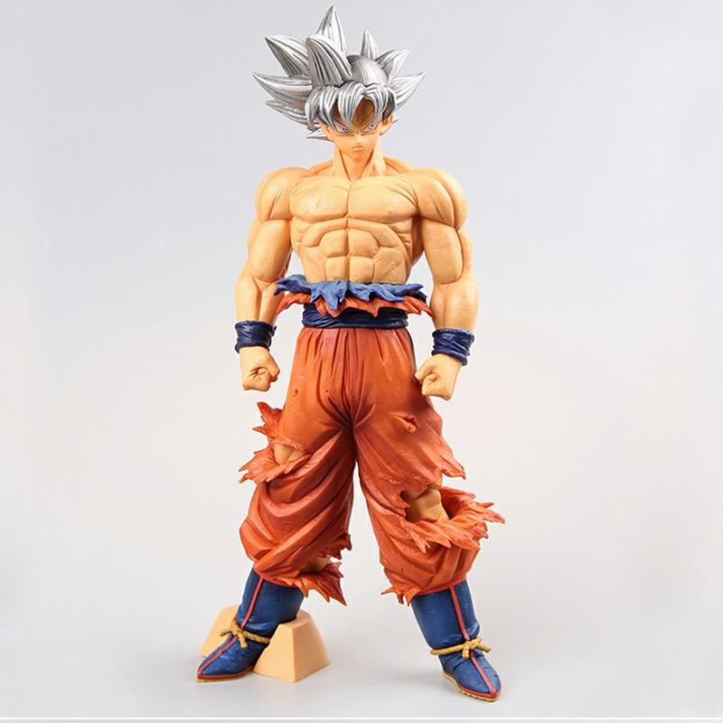 Dragon Ball Z DBZ Grandista GROS Ros Goku UI Ultra Instinct PVC Figure jouets figuraux poupées Brinquedos