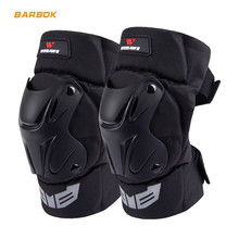 WOSAWE Motorcycle Knee Pads Adult Snowboard Volleyball Cycling Guard MTB Bike Body Protector Brace Sports Motorcycle Protection
