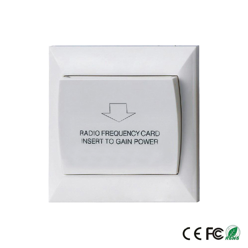 Saving Switch For Electronic RFID Hotel Door Lock System Energy
