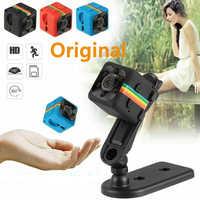 Mini Camera SQ11 480P/1080P Gizli Kamera Night Vision Secret Micro Cam Espia Oculta HD Small Video Camera Support Hidden TF Card