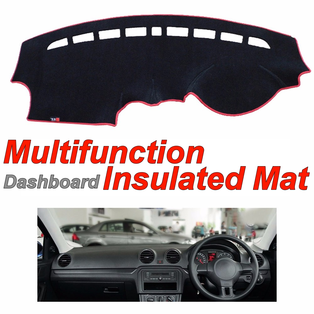 Dashboard Mat Original Factory Shape pad Protection Cover Carpet Dashmat Special Model For Volkswagen VW Jetta A6 1B 2011~2016
