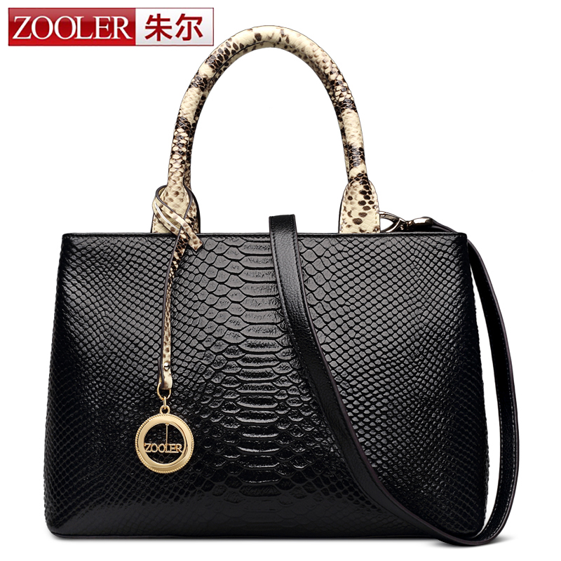 Hot Winter new ZOOLER women leather Handbag fashion bags famous brands genuine leather shoulder bag OL