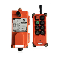 AC 220V 110V 380V 36V DC 12V 24V 48V Industrial remote controller Hoist Crane Control Lift Crane 1 transmitter + 1 receiver