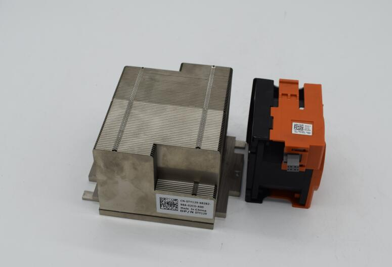 TY129 0TY129 kühlkörper GY093 90XRN fan Server CPU fan & kühlkörper lüfter Montage für DELL R710