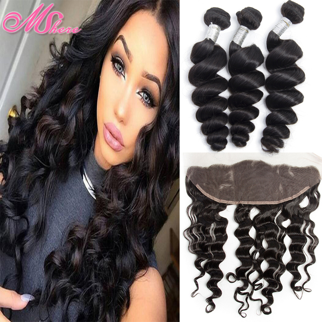 Aliexpress.com : Buy MS Here virgin peruvian hair with ...