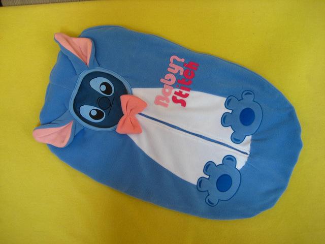 Cartoon Print Baby Sleeping Bag