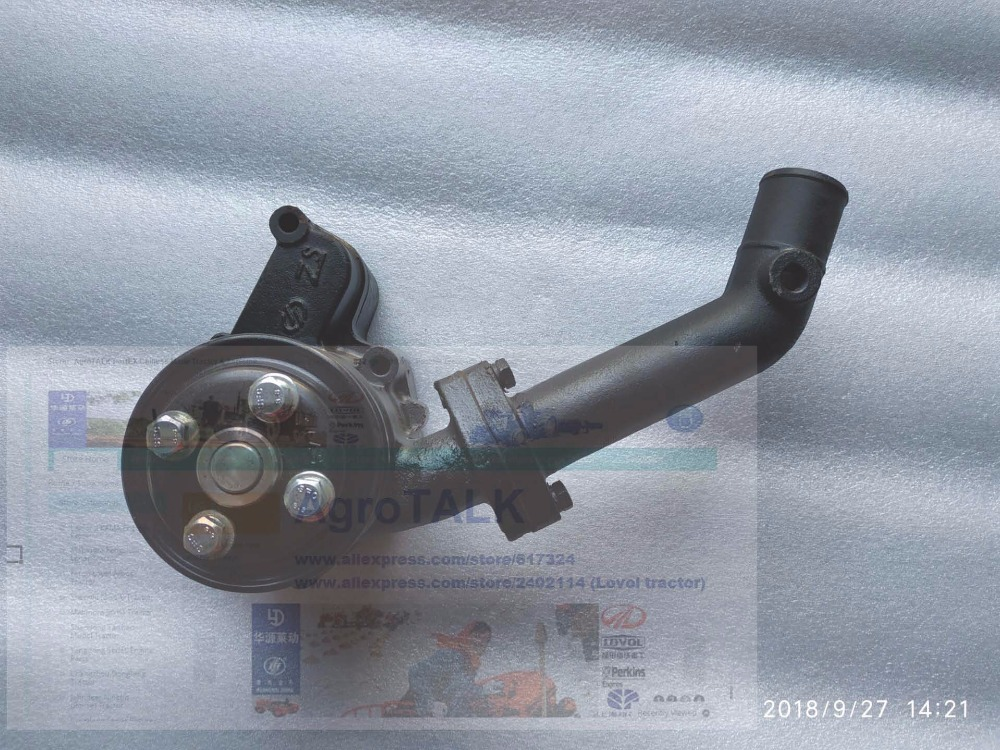 Yangdong YSD490 for tractor like Yituo tractor, the water pump for tractor use, Part number: N490T-701-11100Yangdong YSD490 for tractor like Yituo tractor, the water pump for tractor use, Part number: N490T-701-11100