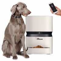 Pet Dog Feeder Automatic USB Charge Capacity 8L Smart Keep Puppy Dog Cat Healthy Programmable Timer