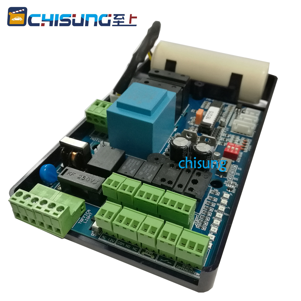 Circuit Board For Barrier Gate PCB AC220V AC110V With Capacitor