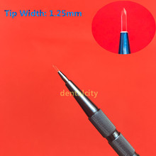 1.25mm Manually implanted tool eyebrow hair planting transplant pen follicle