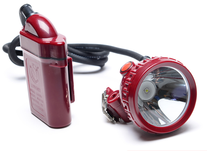Купить с кэшбэком 5W LED Mining Lamp Headlight Ultral Bright 25000lux Free Shipping