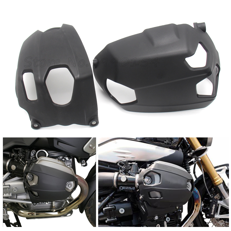Couvercle de Protection de cylindre de moto protecteur de chute de moteur pour BMW R NINE T 2014 à 2017 2018 R1200GS 2010-2012 R NINET