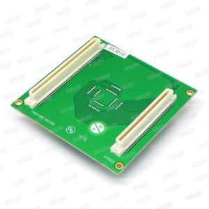 Image 5 - 100% Оригинальный Новый адаптер XELTEK SUPERPRO CX3010/DX3010 для программатора 6100/6100N CX3010/DX3010 разъем Бесплатная доставка