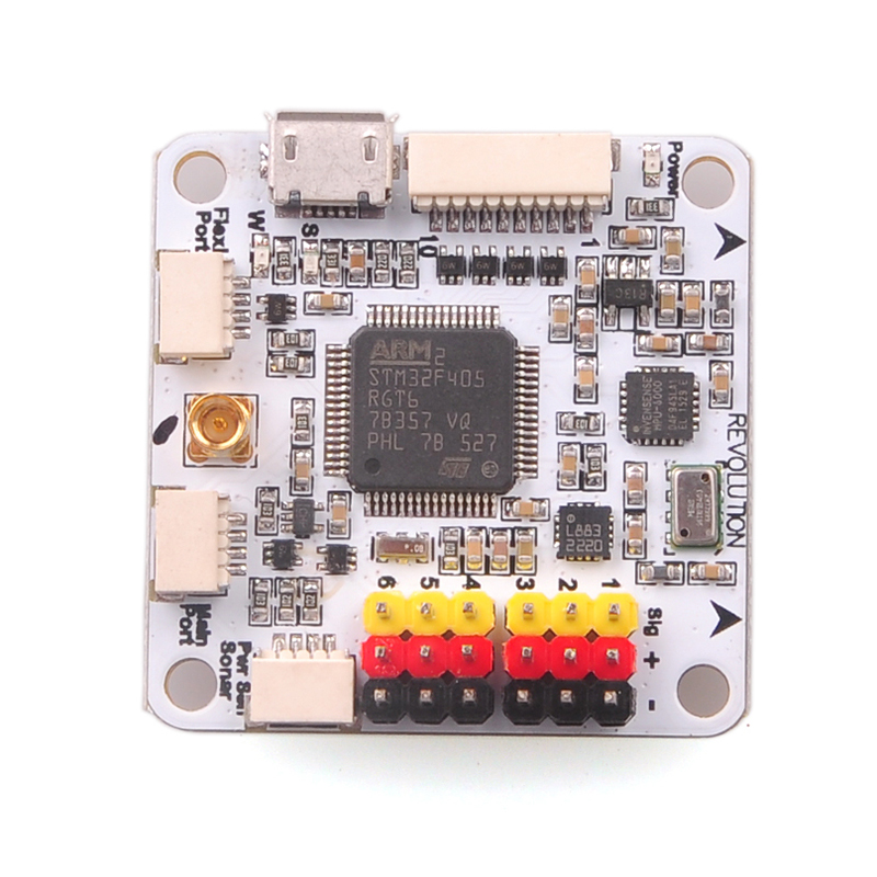 Tarot OpenPiolot CC3D Revolution Flight Controller Revo OPLINK MINI Transceiver TX RX M8N GPS Compass DIY FPV Drone