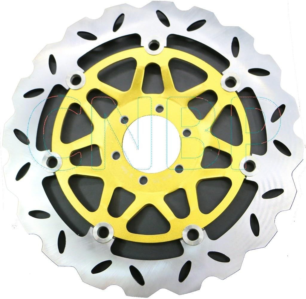 Front Rear Disc Rotor for HONDA CB 600 Hornet S CB600 CB600S 2000-2006 CBR 600 F4 CBR600 1998 1999 2005 2004 2003 2002 2001