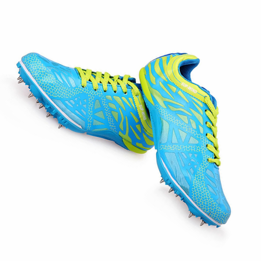 Gogoruns Men Spikes Track And Field Running Shoes Men Jump Training Shoes Nail Shoes Running Sneakers Men Sneakers