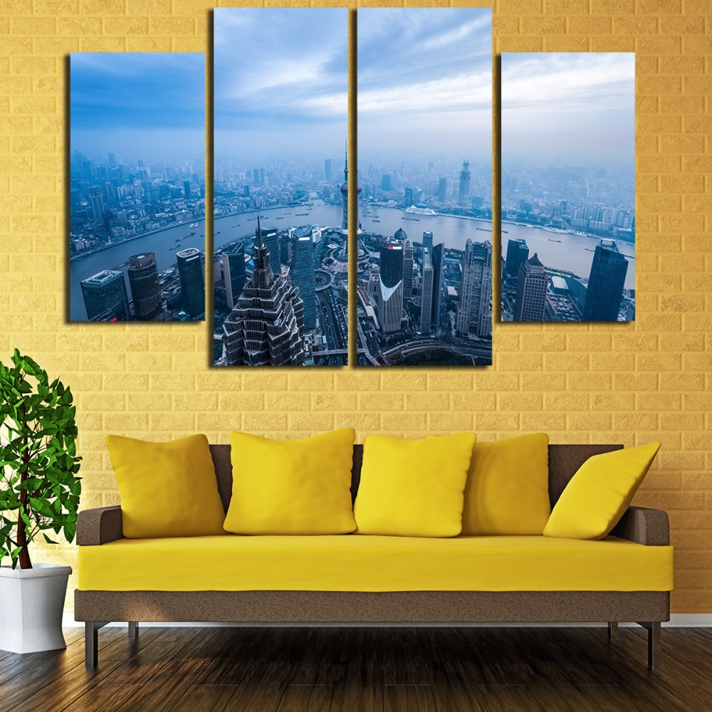 Online Buy Wholesale Shanghai Painting From China Shanghai