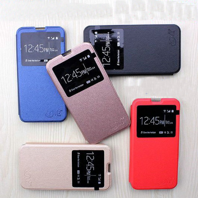 buy popular 9c47e e2331 US $7.99 |High Quality Brand Flip Leather Case Pouch Cover For LG X Screen  Phone with view window on Aliexpress.com | Alibaba Group
