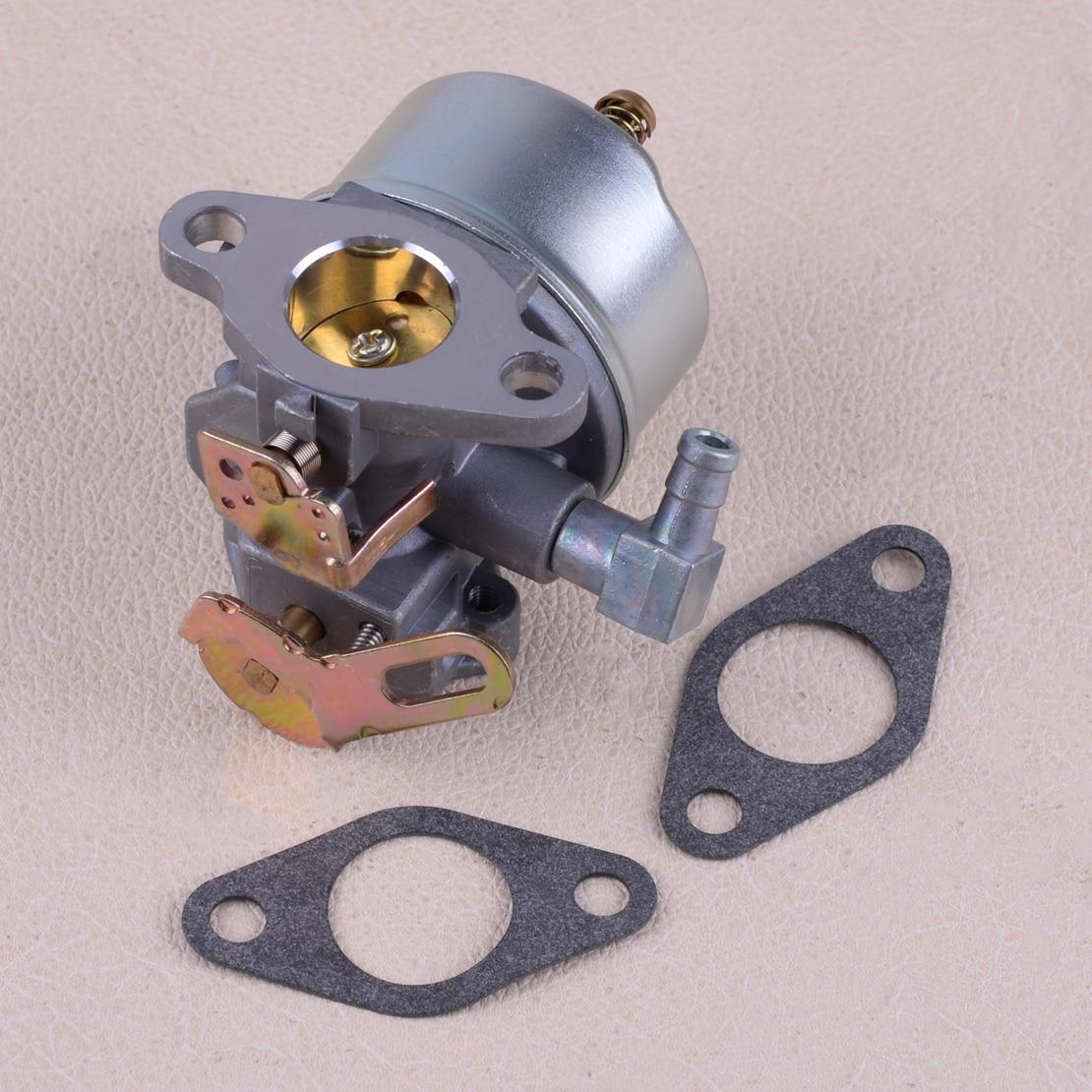 Adjustable Carburetor Metal Fit For Tecumseh Snapper Yardman 421 521 4HP 5HP Snow Blower 640084B 632107A 632107 640084A