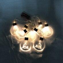 New Eid Mubarak Decor Ramadan Led Light Kareem Decoration Happy Islam Gift