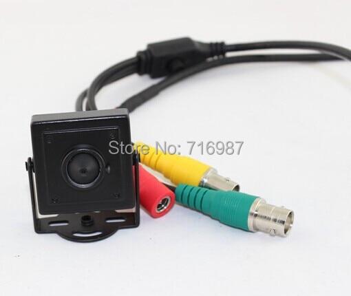 ФОТО SDI mini HQCAM Lens  1.0MPixels 1/3 Panasonic Cmos SensorP Full Hd Sdi Mini Camera With OSD Menu