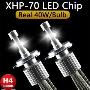 P70 XHP70 Car LED Headlight H4