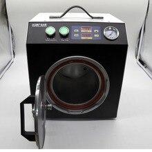 Дешевая вакуумная машина для удаления пузырьков воздуха для samsung edge ЖК-экран ремонт пены удалить телефон ремонт инструмент удаление пузырьков