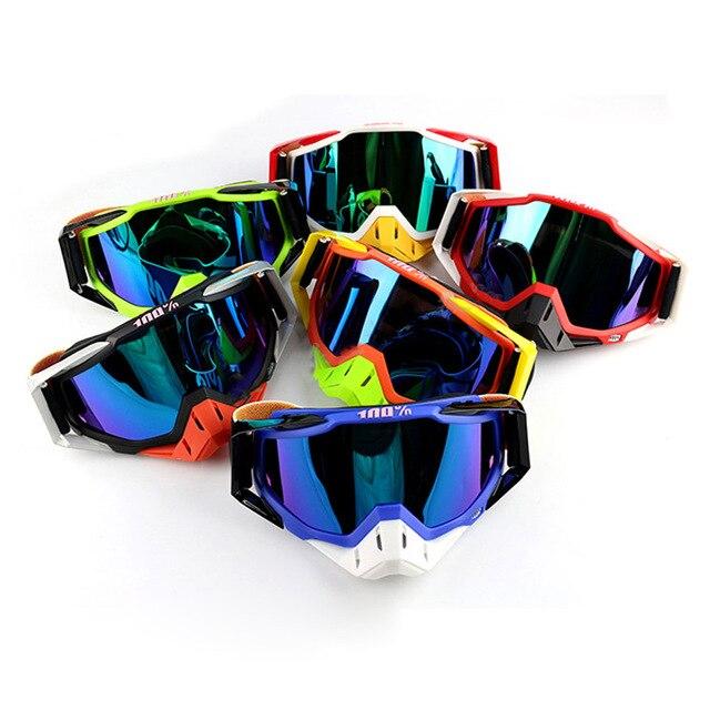 Motocross UV Protection Goggles Men Women Eyewear Mirror Outdoor Sports wind Windproof Glasses Sunglasses With Nose Protection outdoor sports mirror windproof dust for women and men