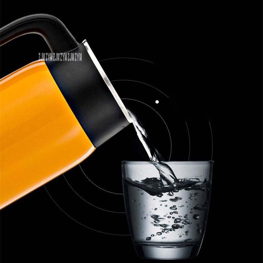 220 V/600 W 0.5L Super Mini waterkoker Een must voor overzeese reizen licht Thee pot rvs body 3 gear Pak baby DK342 - 3