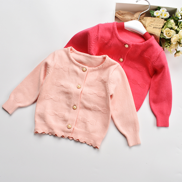 63b1cb297d5b Baby cardigans for girls clothes 2018 spring baby clothes full ...