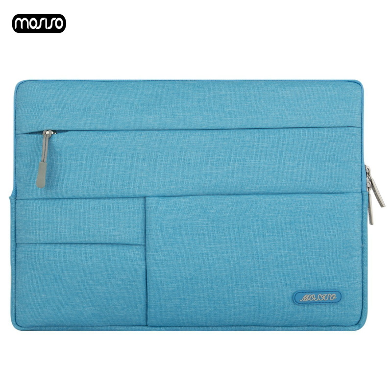 """MOSISO Waterproof Laptop Bags Sleeve Notebook Case for Lenovo Macbook Air 13.3 inch Cover Retina Pro 13.3""""zipper bag Computer Ba-in Laptop Bags & Cases from Computer & Office"""