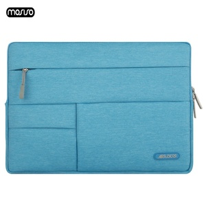 "Image 1 - MOSISO Waterproof Laptop Bags Sleeve Notebook Case for Lenovo Macbook Air 13.3 inch Cover Retina Pro 13.3""zipper bag Computer Ba"