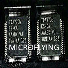 MICROFLING 1 CÁI TDA7706ES CA TDA7706ES TDA7706 QFP64 IC