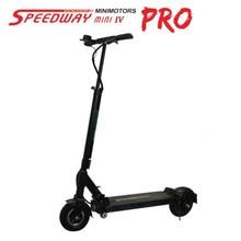 2017 48 V 15.6A SPEEDWAY MINI 4 PRO BLDC HUB silnej władzy Speedway mini IV water proof skuter elektryczny skuter