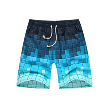 Beach Shorts Mens Brand Shorts Hot 2016 Sale Boardshorts Men Board Short Quick Dry Bermuda Plus Size