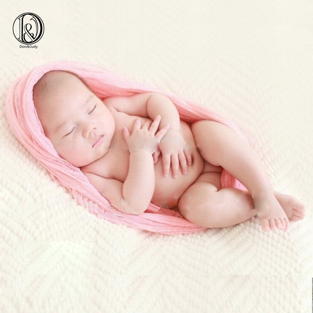 4pcs/lot 32x67size Dyed Cheesecloth Wrap Hammocks Baby To Maternity Newborn Photography Props Backdrop Background With The Most Up-To-Date Equipment And Techniques Mix Color