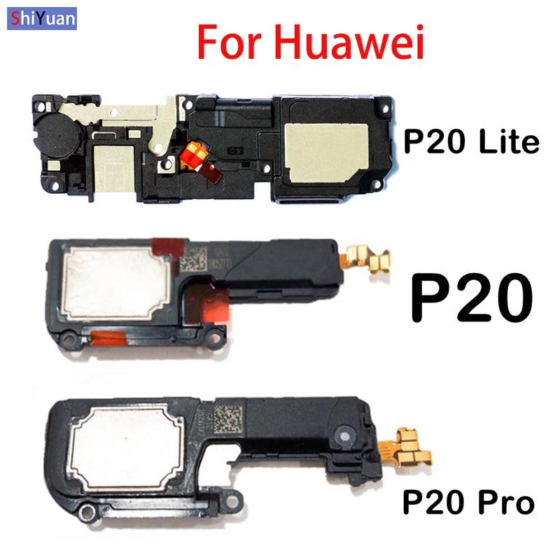 Loudspeaker For Huawei P20 Lite Pro Loudspeaker Buzzer Vibrator Ringer Module For Huawei P20Lite P20Pro Loud Speaker Flex Cable
