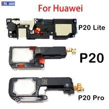Loudspeaker For Huawei P20 Lite Pro Loudspeaker Buzzer Vibrator Ringer Module For Huawei P20Lite P20Pro Loud Speaker Flex Cable цены