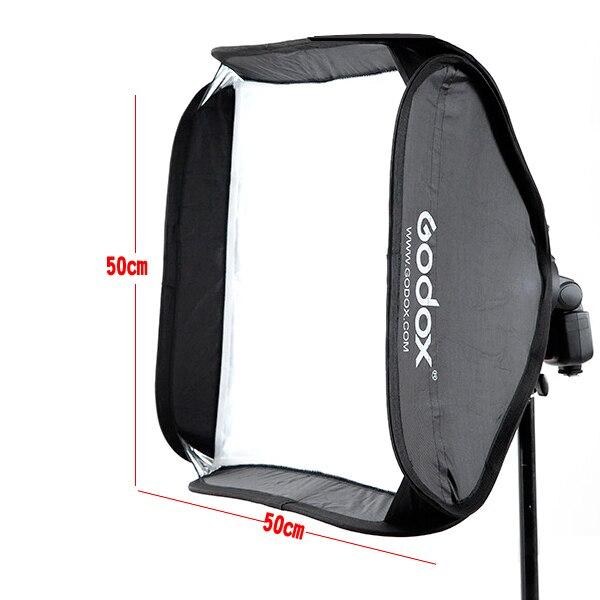 Godox Softbox Bag fit Bowens Elinchrom Mount for Camera Studio Flash 50x50cm godox 28x40 70x100cm softbox with bowens mount for pro photography studio strobe flash light free shipping