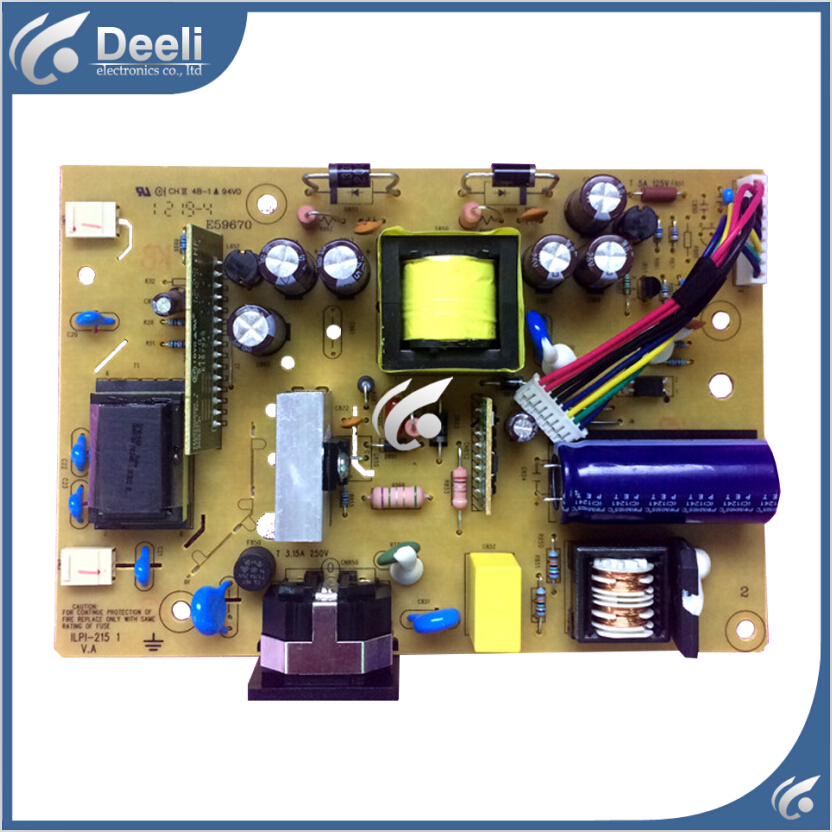 Working good 95% new used original for Power BoardL2061WD 491A013Q1400R ILPI-215 free shipping original power board ilpi 159 492561400100r condition new original 100