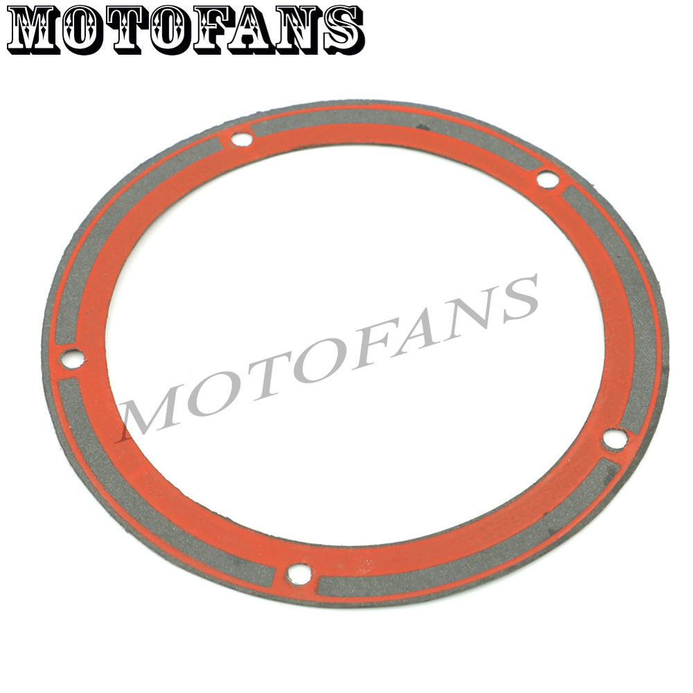 Prix pour Motofans - nouveau Twin Cam Derby Cover joint anneau pour Harley Softail Touring Dyna Road rue Electra Glide Fatboy Fxd 1999 - 2016