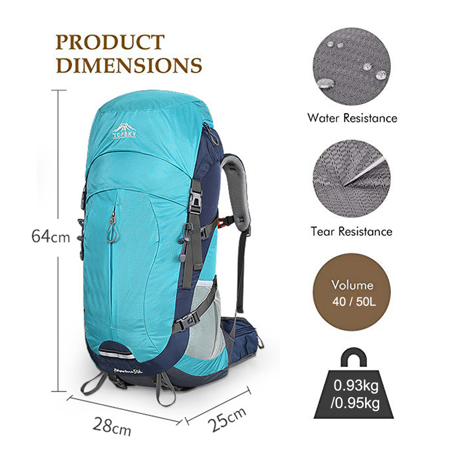 backpack 50L