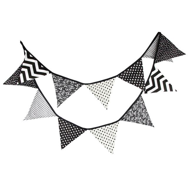 Black & White Banner