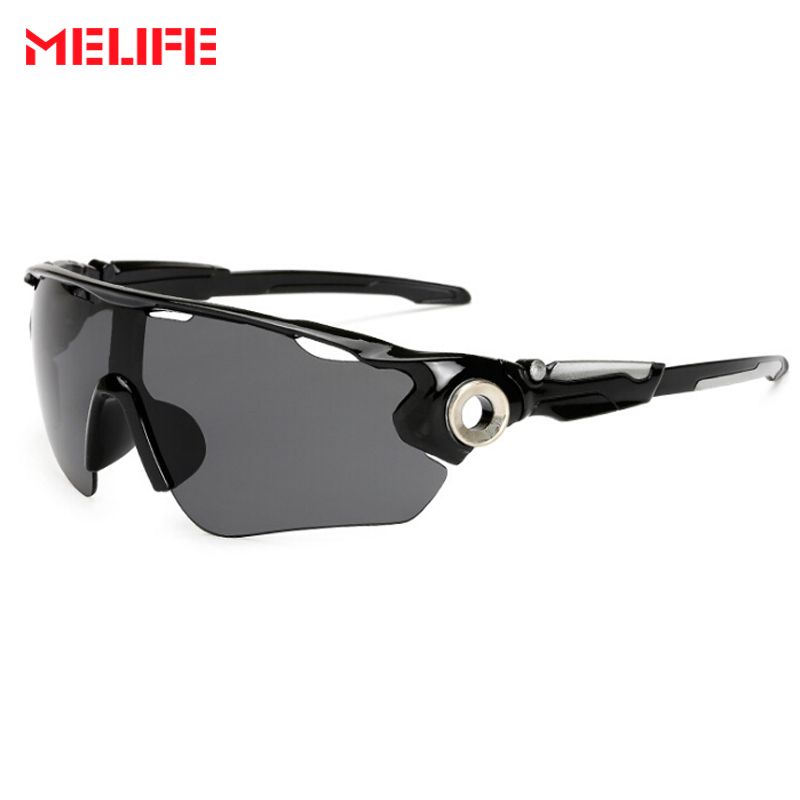 MELIFE Polarized Ski Eyewear Cycling Sun Glasses Outdoor Sports Bicycle Glasses Men Women Motocross Sunglasses Fishing Goggles картридж epson original t559440 желтый для мфу rx700 515 стр