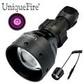 UniqueFire UF-1504 IR940nm фонарик для аккумулятора 18650 перезаряжаемый инфракрасный + переключатель давления с функцией памяти