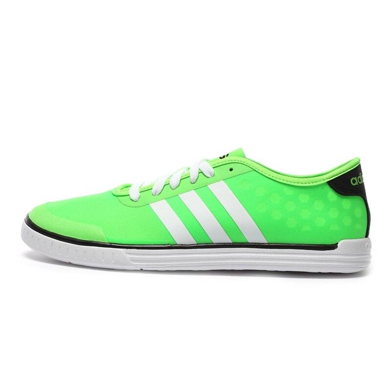 premium selection 993ee 15ff3 Original nuevo adidas neo de skate de los hombres zapatos bajos para ayudar  a las zapatillas