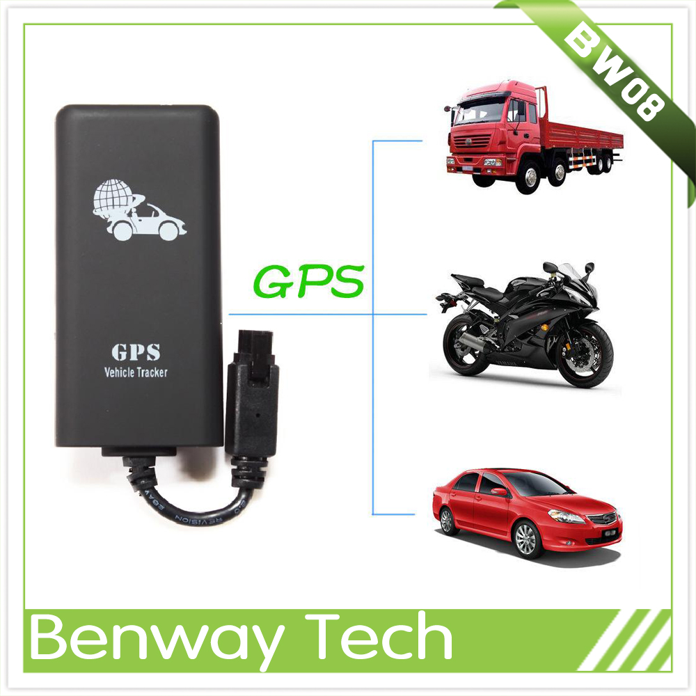 Aliexpress Com Buy Motorcycle Car Gps Tracker Device Vehicle Tracker Bw With Tele Cut Off Engine Anti Theft For Car Tracking System From Reliable