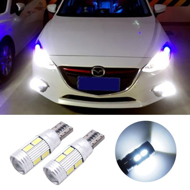 2pcs h11 5630 33smd led fog drl light bulb lamp for mazda 3 6 cx 5 axela atenza car styling www ...