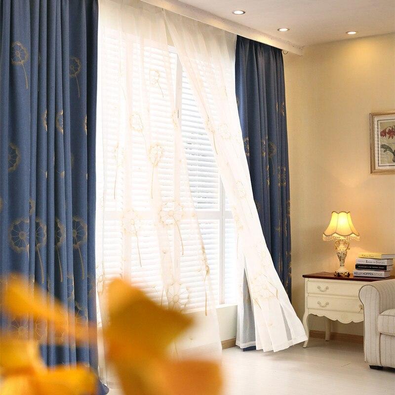 Aliexpress.com : Buy Korean Blackout Curtains Living Room