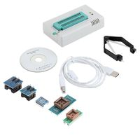 TL866CS Prgrammer USB Universele Programmeur/Bios Programma + 6 stks Adapter Drop